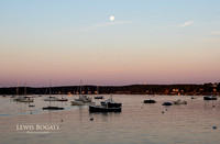 Boothbay Harbor, 5:20 AM