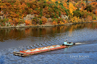 Bear Mountain Barge