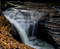 Waterfalls Of The Finger Lakes Region