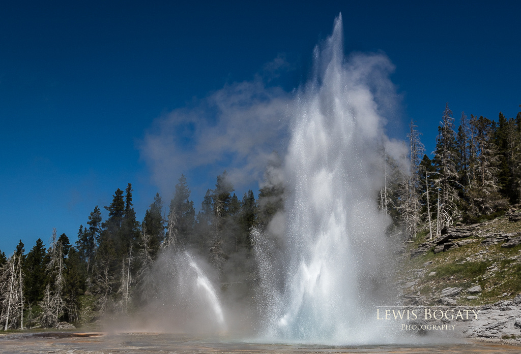 Grand Geyser, Yellowstone National Park